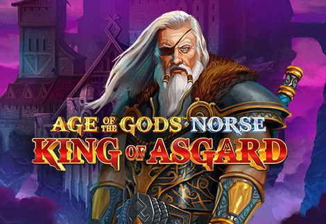 Age of the Gods Norse - King of Asgard