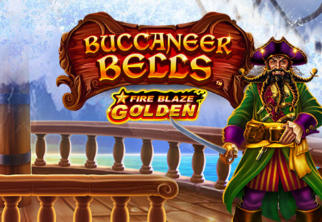 Fire Blaze Golden - Buccaneer Bells<