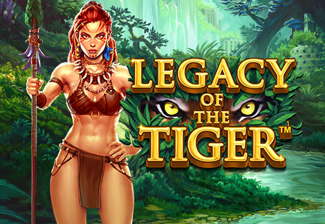 Mega Fire Blaze: Legacy of the Tiger